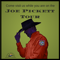 JOE PICKETT TOURS AND COMPETITION